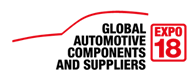 Global Automotive and Components and Suppliers Expo 2018